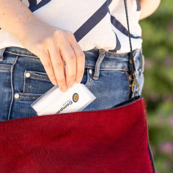 Portamascarillas mini personalizado 4