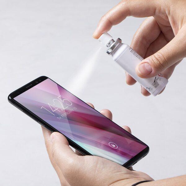 Spray higienizante de superficies personalizado 20 ml 1