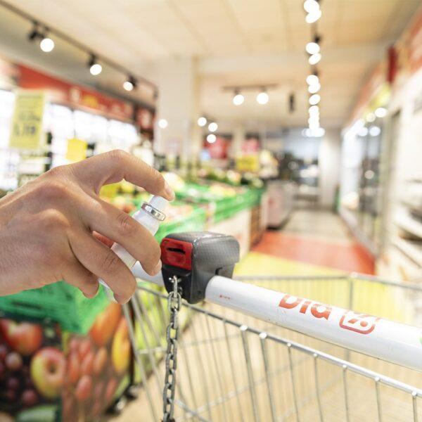 Spray higienizante de superficies personalizado 20 ml 2