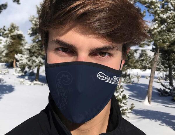 Muestra Mascarilla Topmask® Neopreno 2
